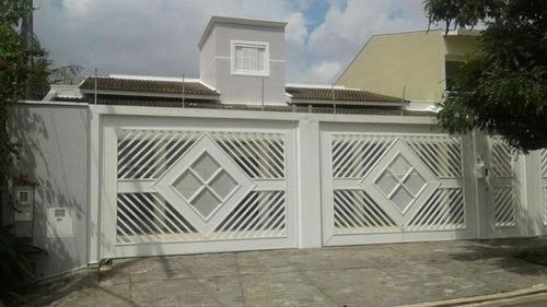 Casa Residencial À Venda, Parque Terranova, Valinhos. - Ca2036