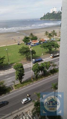 Imagem 1 de 20 de Kitnet Com 1 Dormitório À Venda, 15 M² Por R$ 95.400,00 - Itararé - São Vicente/sp - Kn0557