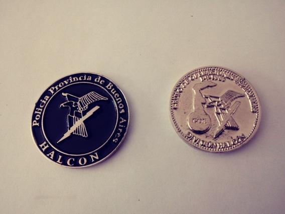 Medalla Halcon