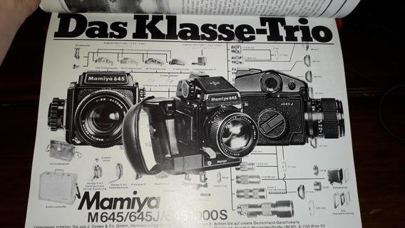 Leica Fotografia Foto 15 Revistas Encadernadas. Anos 80