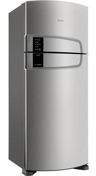 Geladeira / Refrigerador Duplex Frost Free Consul Crm51 - 405 Litros - Evox - 220v