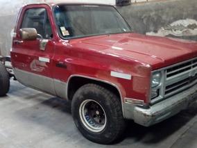 Chevrolet C-10 4.1 Pick-up Silverado 4 Vel 1992