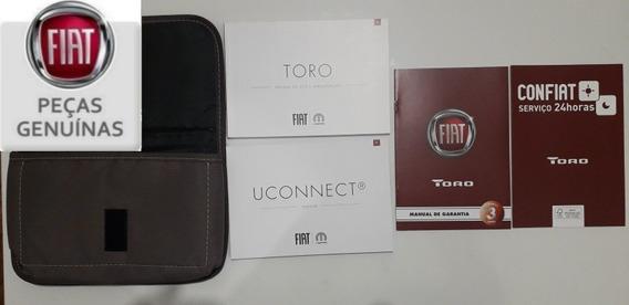 Manual Do Fiat Toro 2018/2019/2020 Novo E Original