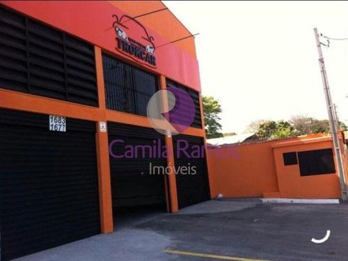 Imagem 1 de 5 de Galpão Comercial À Venda, Piracicamirim, Piracicaba. - Ga0026 - 68334100