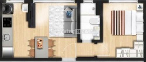 Imagem 1 de 2 de Apartamento, 1 Dormitórios, 32.99 M², Bom Fim - 202858