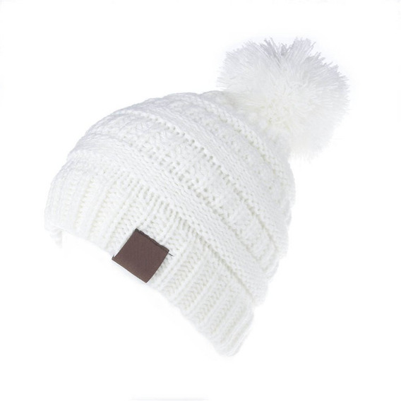 Invierno De La Moda Del Bebé Caliente Gorra Cómodo Sombrero