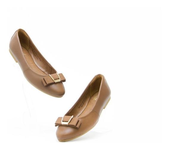 Zapatos Bonitos Dama Flexi 47303 Tan 100% Originales!!