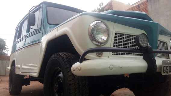 Ford Rural Willys Overland 4x4 1971