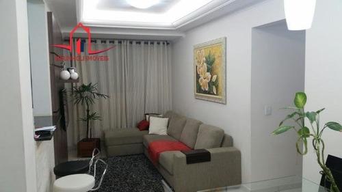 Apartamento A Venda No Bairro Vila Della Piazza Em Jundiaí - 338-1
