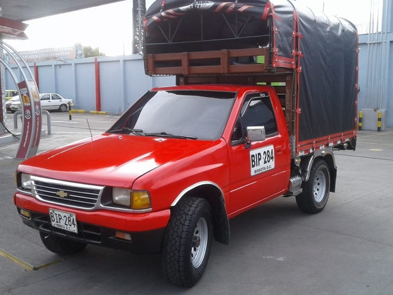 Chevrolet Luv 2300 1997 4x4 Estacas Tipo B2600