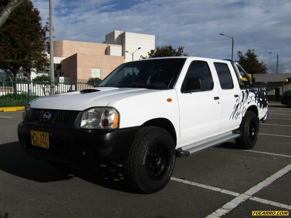 Nissan Frontier D-22/np300 Mt 2500cc Aa 4x2