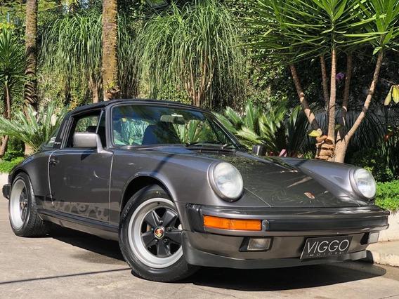 Porsche 911 3.6 Targa 4 6 Cilindros 24v Gasolina 2p Manual