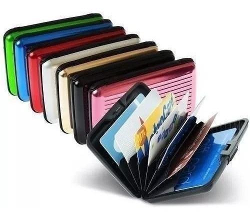 Billeteras Unisex Porta Documentos Tarjetero