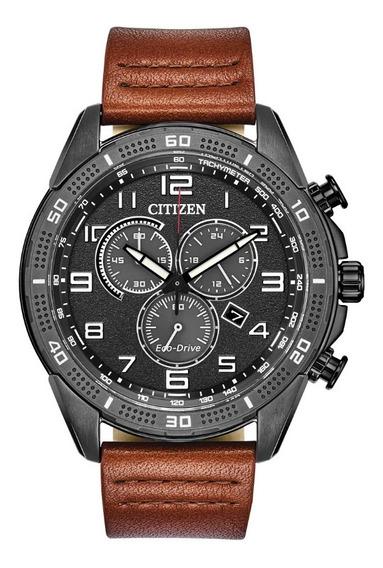 Reloj Para Caballero Citizen Drive 61142 Café