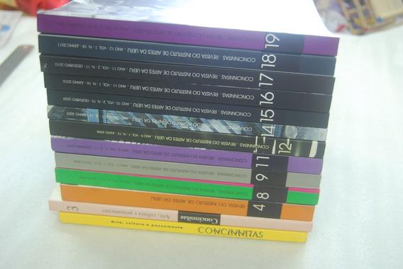 Lote 13 Concinnitas - Revista Do Instituo De Artes Da Uerj