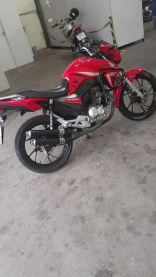 Honda Cg 160 Titan Flex