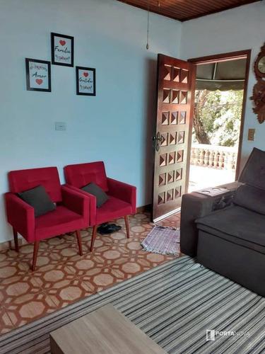 Casa Com 2 Dormitórios À Venda, 250 M² Por R$ 650.000,00 - Jardim Sílvia - Embu Das Artes/sp - Ca0361