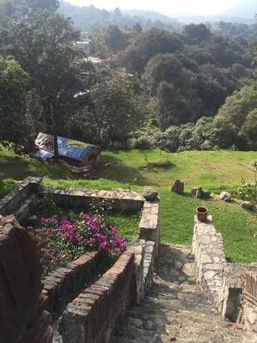 Terreno En Venta En Huixquilucan Muy Cerca De Bosque Real