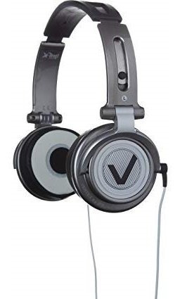 Fone Dj Style Ifrogz Vertex Com Microfone