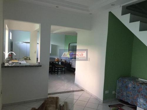 Sobrado-02 Dormitórios- 01 Vaga - Ai10841
