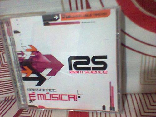 Cd Ram Science  @  É Música     (frete Grátis)