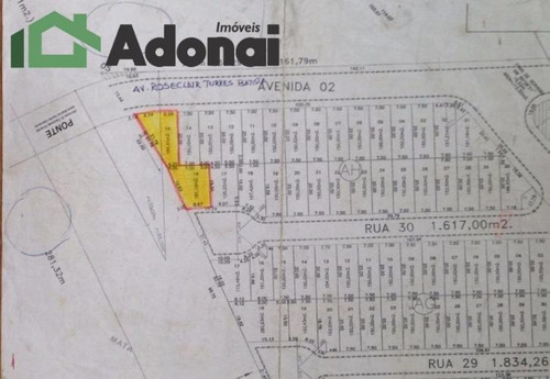 Terreno Comercial À Venda, Residencial Santa Giovana, Jundiaí. - Te0089