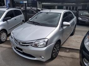 Toyota Etios 1.5 Sedan Platinum 13mil Km