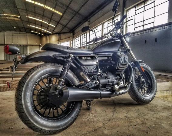 Moto Guzzi Bobber B9 Anticipo + 12 Cuotas Sin Interes!!