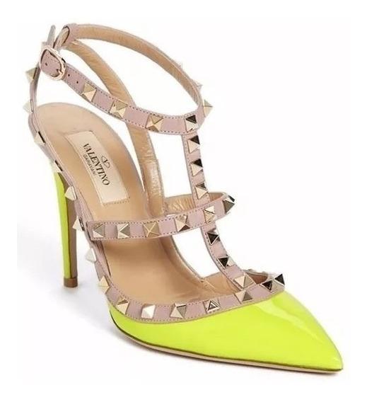 Sapato Gladiador Marca Famosa34 35 36 37 38 Exclusivo Brasil