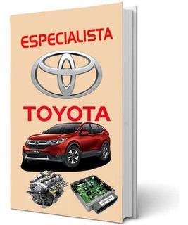 Especialista Toyota Mecanica Automotriz