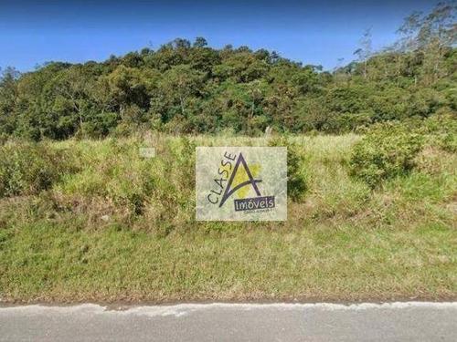 Terreno À Venda, 9146 M² Por R$ 759.000,00 - Jardim Planteucal - Ribeirão Pires/sp - Te0043