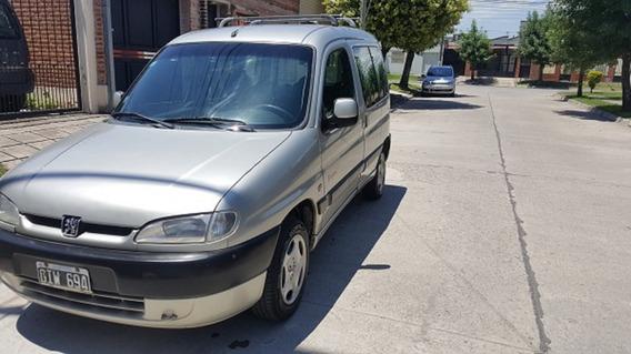 Peugeot Partner Patagónica 1.9d 2007
