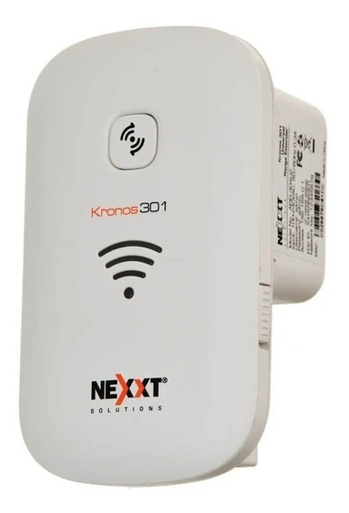 Access point, Repetidor, Router Nexxt Solutions Kronos 301 blanco 110V/220V