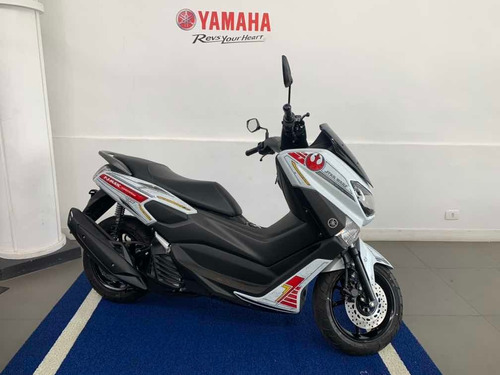 Yamaha Nmax 160 Star Wars Branca 2021