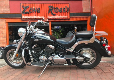 Yamaha Vstar 650 2007 Original