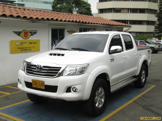 Toyota Hilux At 3000 Turbo Diesel 4x4