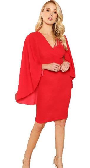 Vestido Moda Evangélica Cristã Social Midi