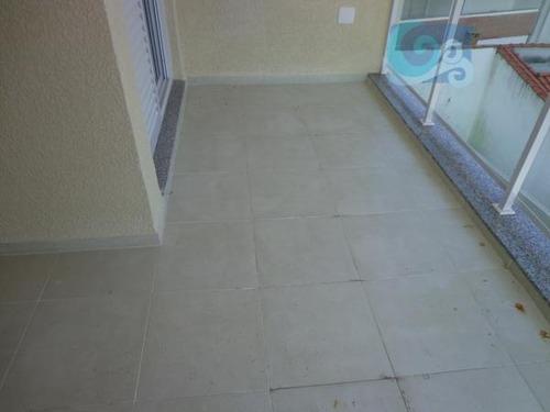 Imagem 1 de 8 de Apartamento Residencial À Venda, Praia Da Enseada, Guarujá. - Ap1227