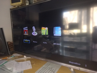 Vendo Tv Led 40 Ken Brown Vga Hdmi Control Remoto