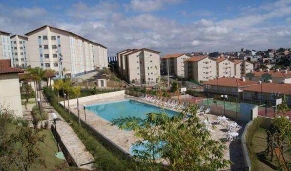 Apartamento Com 2 Dormitórios À Venda, 45 M² Por R$ 220.000 - Jardim Triângulo - Ferraz De Vasconcelos/sp - Ap4120