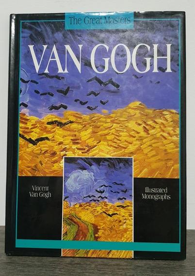 Livro Van Gogh - The Great Masters- Inglês - Ilustrado