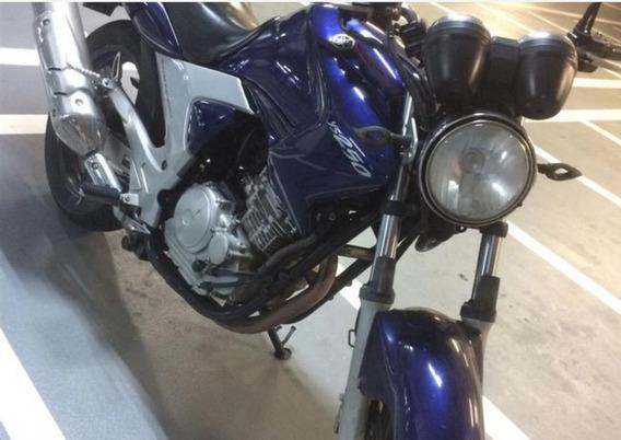 Yamaha Ys 250 Fazer Ano:2008 Cod:0002