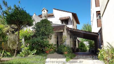 Venta Casa + Local + Lote San Andres, Pcia De Bsas Carrera
