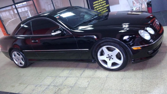 Mercedes-benz Clase Cl 5.0 500 2004 Permuto Menor Mayor