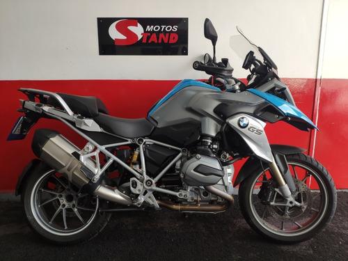 Bmw R 1200 Gs Premium Abs 2013 Azul