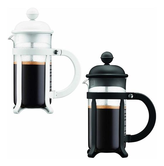 Cafetera 8 Pocillos Tazas Java Bodum Prensa Francesa 1 Litro