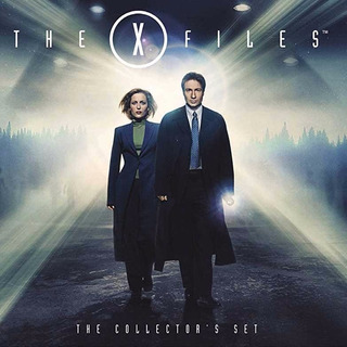 The X Files Blu Ray Serie + 2 Peliculas De Regalo!!