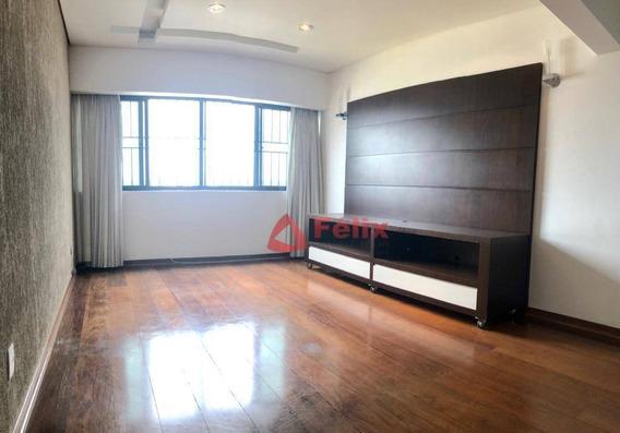 Oportunidade! Apartamento Com 3 Dormitórios, 119 M² Edifício Di Capri - Centro - Taubaté/sp - Ap1351
