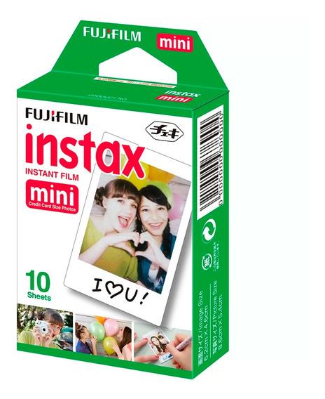 Filme Instax Mini 10 Fotos