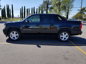 Chevrolet Avalanche 5.3 Lt B 320 Hp 4x4 Mt 2007